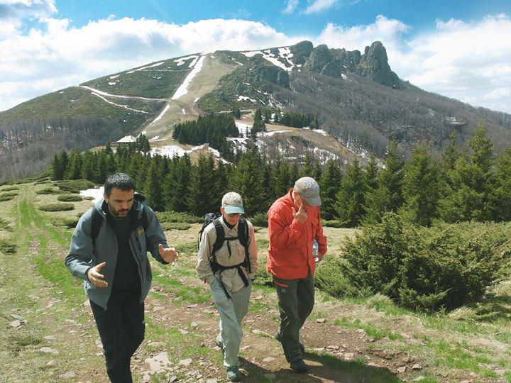 Midzor hike - Balkan mountains - 1